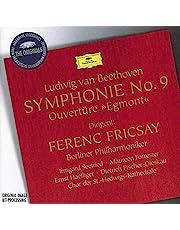 Beethoven: Sym No.9 (Choral) / Egmont Overture
