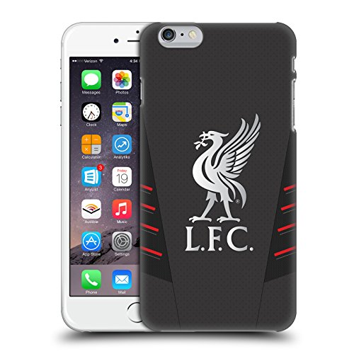 Price comparison product image Official Liverpool Football Club Liver Bird Away Shirt Kit 2016 / 17 Hard Back Case for Apple iPhone 6 Plus / 6s Plus