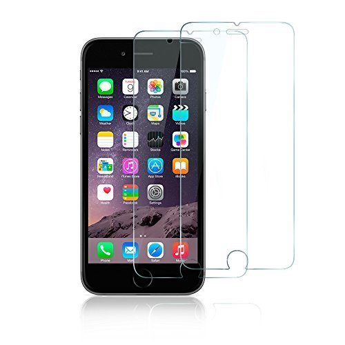 iPhone Plus Screen Protector Tempered Glass