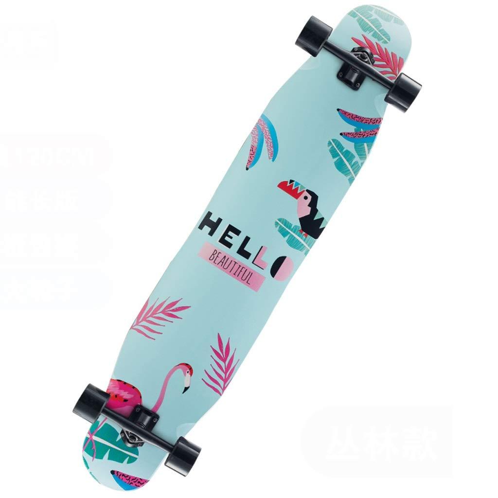 格安販売の DUWEN スケートボード大人の女の子四輪スケートボードプロのブラシストリートボーイズダンスボード初心者スクーター (色 : B) B) B07NRGGRVR A A : A, 秋芳町:bdf24764 --- a0267596.xsph.ru