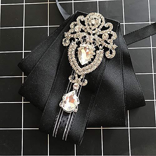 vari design San Francisco ordine TiePjQE Cravatte Papillon da uomo in strass di alta qualità con ...