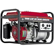All Power America APG3001, 3000 Running Watts/3500 Starting Watts, Gas Powered Portable Generator