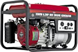 2000 Watt Portable Generator - All Power America APG3001, 3000 Running Watts/3500 Starting Watts, Gas Powered Portable Generator