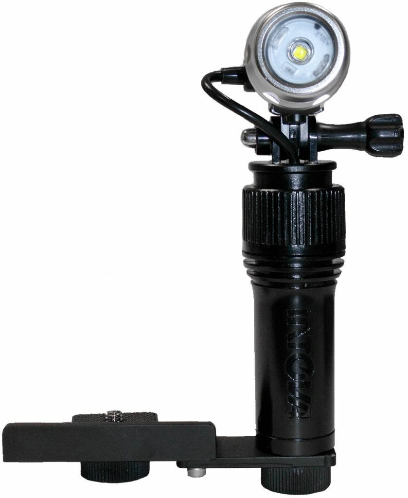 Intova LED Waterproof Action Video Light with 640 Lumens by Intova
