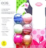 EOS Lip Balm 6 Pack - Wild-Berry Fruit, Sparkling