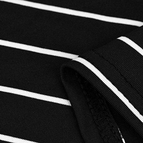 Tops,Yogogo Feather Gedruckt Ärmellose Shirts Bluse Tank Tops T-Shirt für Frauen Mädchen