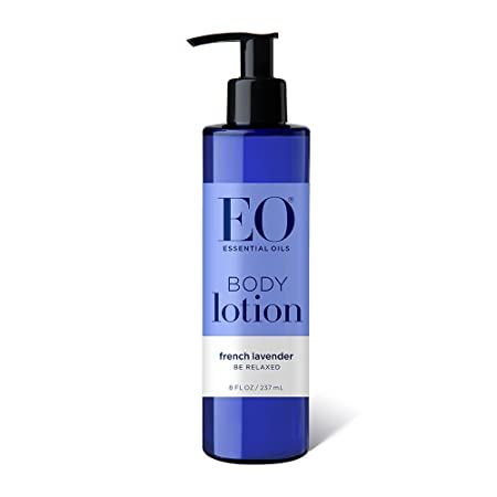 EO Botanical Ultra Moisturizing Body Lotion, French Lavender, 8 Ounce Pack of 3