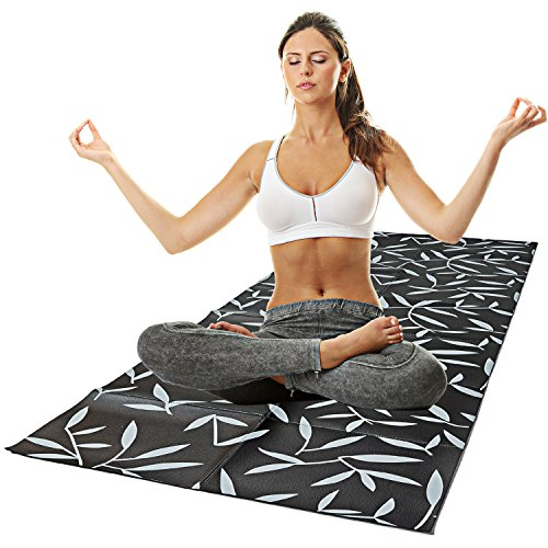 Yoga and Exercise Mat (Yoga Mat Foldable)