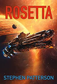 Rosetta by Stephen Patterson ebook deal