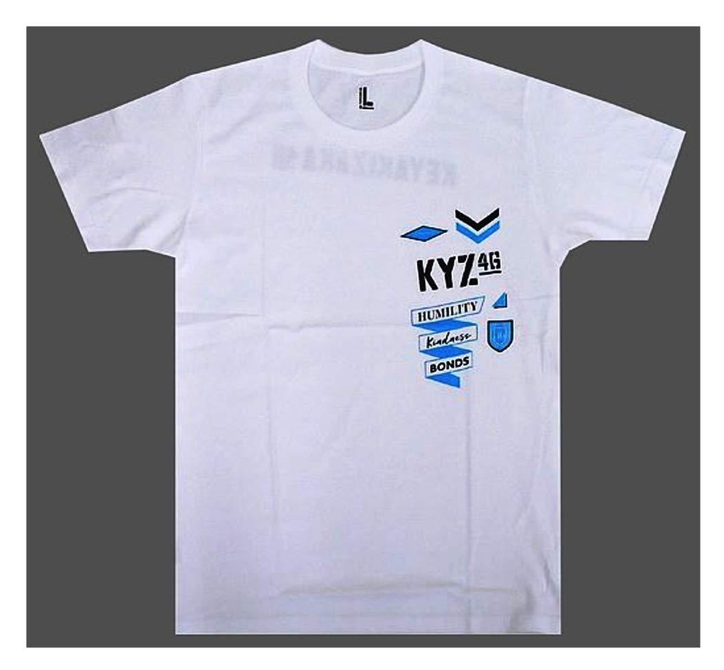 欅坂46 プリントTシャツ ホワイト sizeL 欅坂46野外ワンマン『欅共和国 2017』/1stアルバム『真っ白なものは汚したくなる』発売記念個別握手会」   B07PZ7WBC7