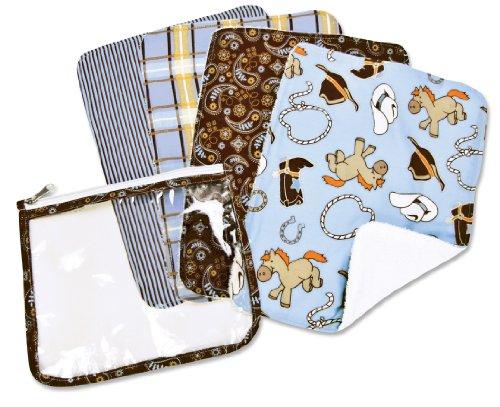 Trend Lab Pouch Cloth Cowboy