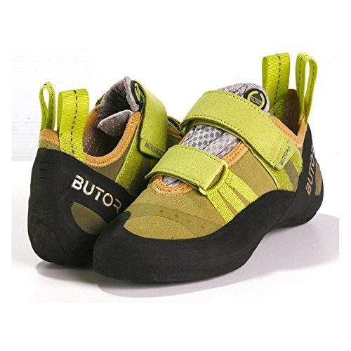 Butora Endeavor Moss Green Wide Fit Rock Climbing Shoes Size 11.5 by Butora