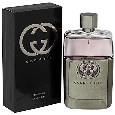 Gucci Guilty 3 Oz Edt Sp For Men