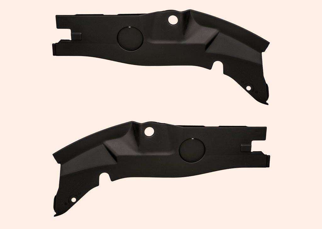 Fit for 11-14 Left /& Right Side Sight Shield SPLАSH CОVER PАNEL