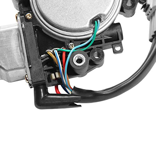 Window Lift Motor fits 2004-2014 Nissan Titan 2004 Nissan Pathfinder Armada 2005-2014 Nissan Armada 2004-2011 Infiniti QX56 Replace OEM 80731-ZT01A 80731-9FJ0A Dirver Side