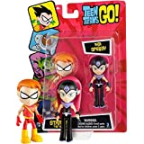 Teen Titans Go Starfire The Terrible with Speedy by Jazzwares