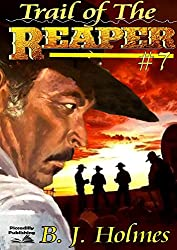 Trail of the Reaper (A Jonathan Grimm Western Book 7)