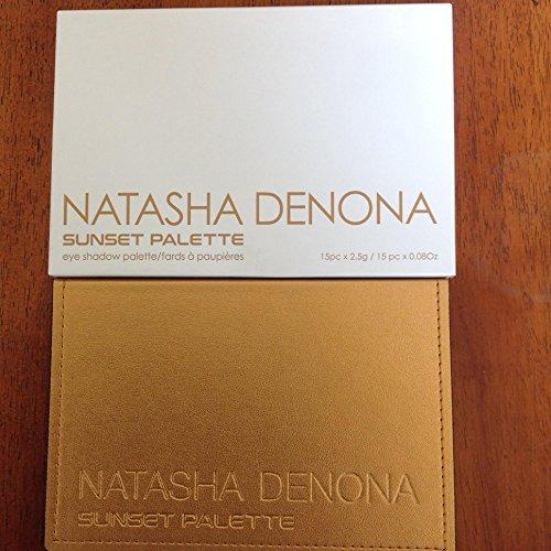Natasha Denona SUNSET eyeshadow palette 2017 by Natasha Denona (Image #1)