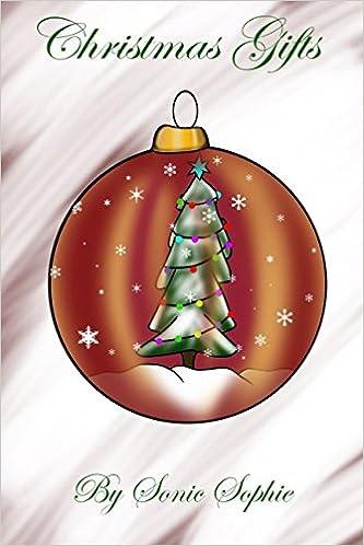 christmas gifts chrimbo tg tale sonic sophie 9781973550495 amazoncom books - Sonic Hours Christmas Day