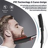 Beard Straightener for Men, Ionic Beard