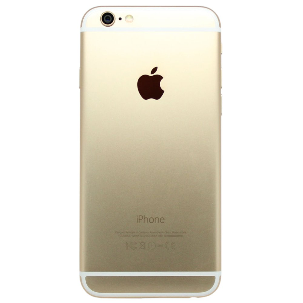 Apple iPhone 6 Plus, GSM Unlocked, 16GB - Gold (Certified Refurbished) by Apple (Image #2)