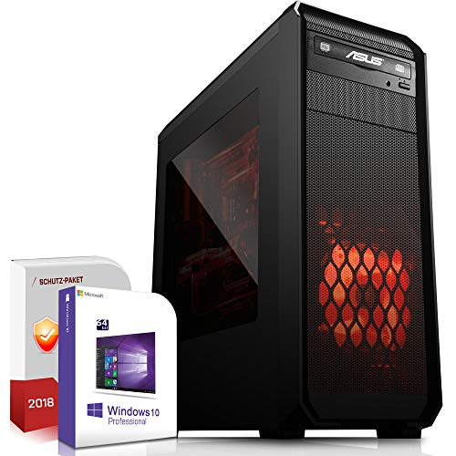 Ankermann Business günstig Silent PC PC Intel Core i7 3770 4X 3.40GHz NVIDIA GeForce GT 16GB RAM 480GB SSD 500GB HDD…