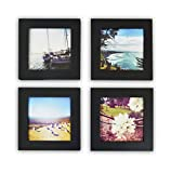 Golden State Art, Smartphone Instagram Frames Collection, Set of 4, 4x4-inch ...