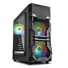 Caja Ordenador Multicolor RGB