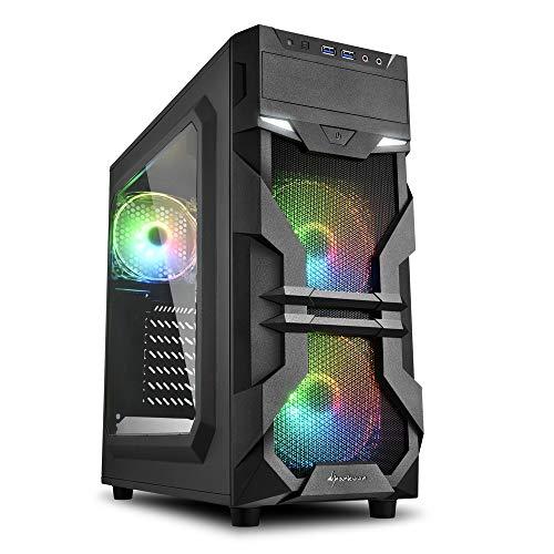 Sharkoon VG7-W RGB, PC-Gehäuse