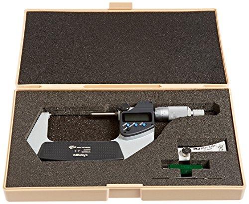 Mitutoyo 293 - 342 - 30 Digimatic refrigerante prueba micrometre con trinquete Stop sin SPC, 2