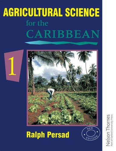 Download Agricultural Science for the Caribbean 1 (Bk.1) pdf