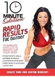 10 Ms: Rapid Result Fat Burner