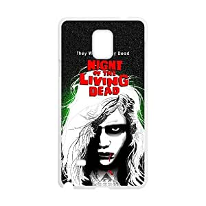 QSWHXN Night of the Living Dead Phone Case For Samsung Galaxy note 4 [Pattern-3]