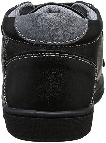 Chicco Cavour, Zapatillas de Baloncesto Niños Negro