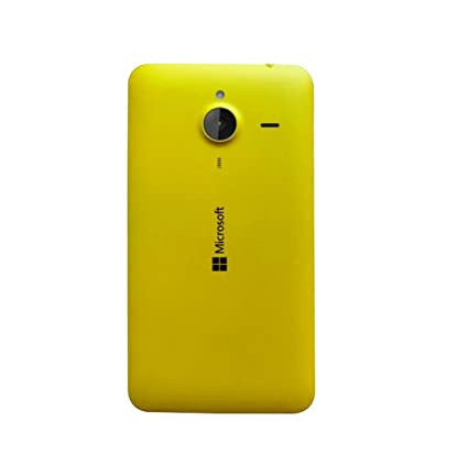 quite nice 855f4 7dd6a YOUNICK Back Panel for Nokia Lumia 640 XL: Amazon.in: Electronics