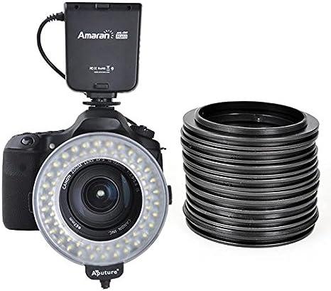 Aputure Amaran Halo ieGeek AHL-N60 60 LED anillo de luz de ...
