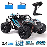 Best Pack For RC Cars - REMOKING RC Car,4WD 1/18 Scale 2.4Ghz Radio,High Speed Review