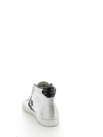 91ac78221629 Converse Unisex-Erwachsene Lifestyle Pro Leather Mid Sneakers  Amazon.de   Schuhe   Handtaschen