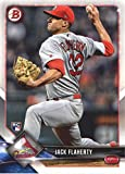 2018 Bowman #78 Jack Flaherty RC Rookie St. Louis Cardinals Baseball Card
