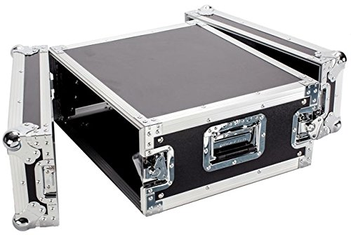 (Excellent Quality 4u Amplifier Deluxe Case 18