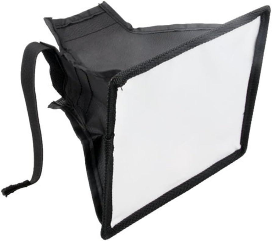 Softbox,Wulidasheng Camera Accessories Flash Diffuser Light Softbox Photography Studio for Canon Nikon Sony Speedlight Black