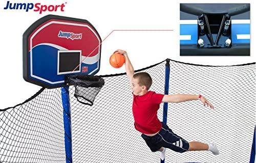 JumpSport Trampoline Basketball Inflatable Enclosures product image