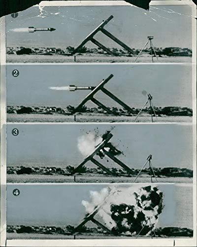 Vintage photo of the tiny tim rockets. ()