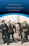 Image of The Merchant of Venice (Dover Thrift Editions)