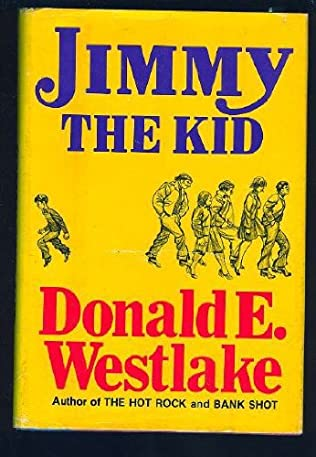 book cover of Jimmy the Kid