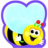 TREND ENTERPRISES INC. NOTE PAD BEE 50 SHT 5X5 ACID FREE (Set of 12) by Trend Enterprises Inc