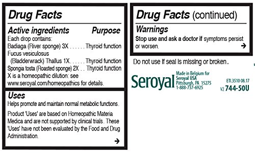 Genestra Brands - Fucus Complex - Homeopathic Preparation - 1.7 fl oz (50 ml) by Genestra Brands (Image #1)