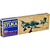 Guillow's Junkers JU 87-B Stuka Model Kit