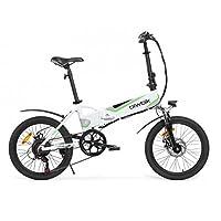 BIWBIK Vélo électrique Pliant Mod. Traveller Batterie Lithium ION 36V 12Ah