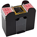 Best Card Shufflers - GSE Games & Sports Automatic Card Shuffler For Review
